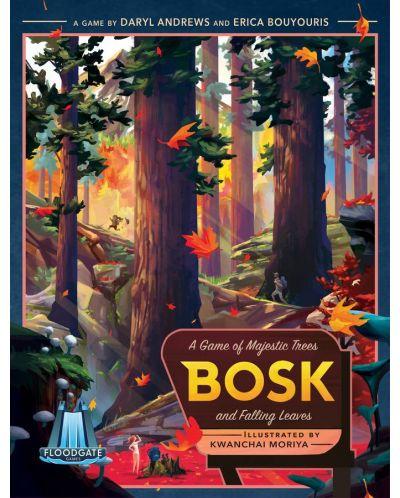 Joc de societate Bosk - de familie - 1