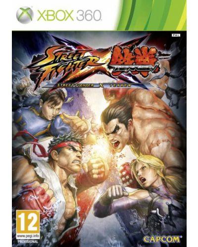 Street Fighter X Tekken (Xbox 360) - 1