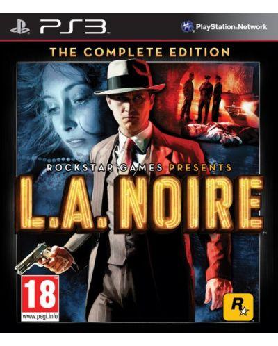 L.A. Noire: Complete Edition (PS3) - 1