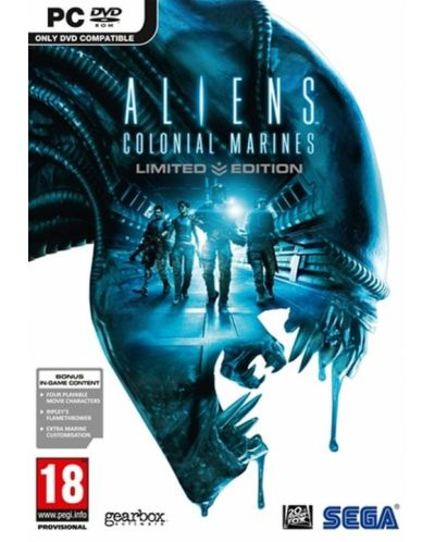 Aliens: Colonial Marines Limited Edition (PC) - 1