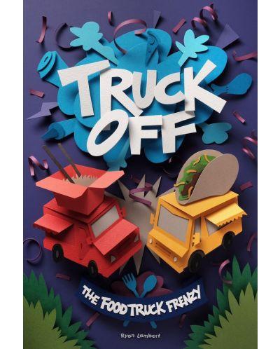 Joc de societate Truck Off: The Food Truck Frenzy - de familie - 1