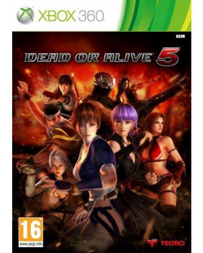 Dead Or Alive 5 (Xbox 360) - 1