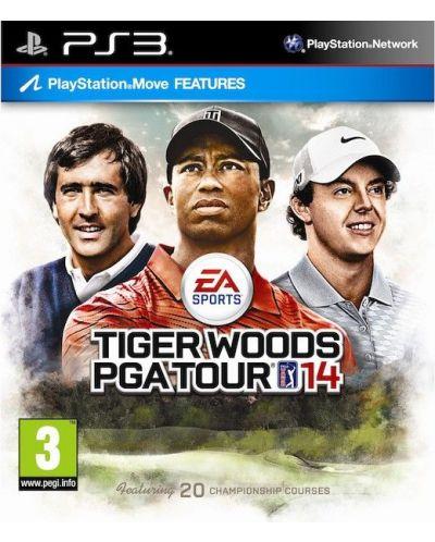 Tiger Woods PGA Tour 14 (PS3) - 1