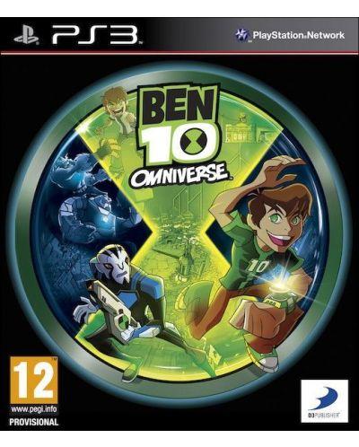 Ben 10 Omniverse (PS3) - 1