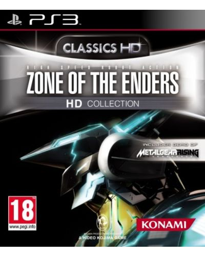 Zone of the Enders: HD Collection (PS3) - 1