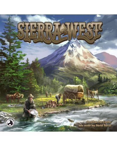 Joc de societate Sierra West - strategie - 1
