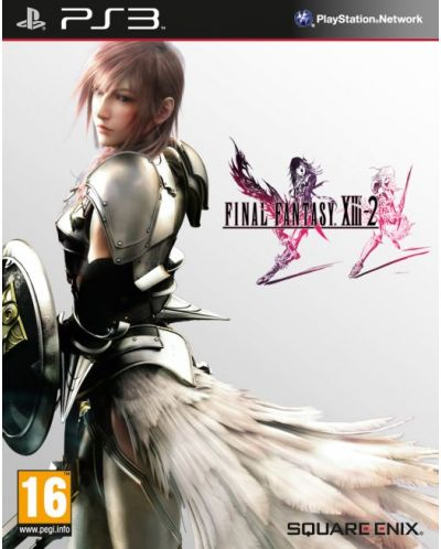 Final Fantasy XIII-2 (PS3) - 1
