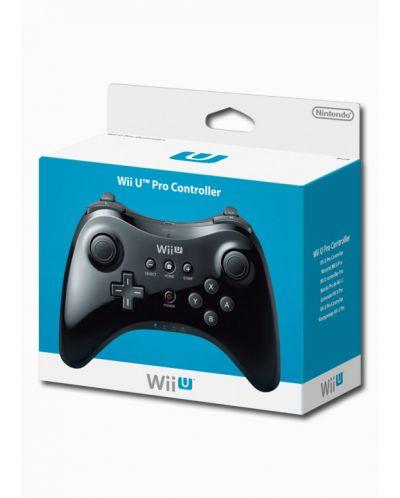 Nintendo Wii U Pro Controller - black (Wii U) - 1