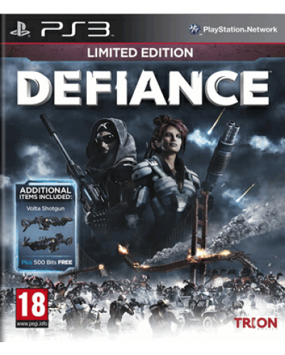 Defiance - Limited Edition (PS3) - 1