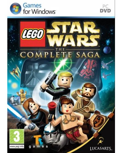 LEGO Star Wars: The Complete Saga (PC) - 1