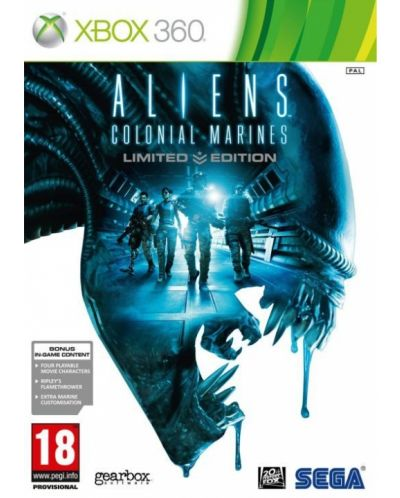 Aliens: Colonial Marines Limited Edition (Xbox 360) - 1
