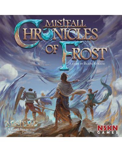 Joc de societate  Chronicles of Frost - strategie - 1