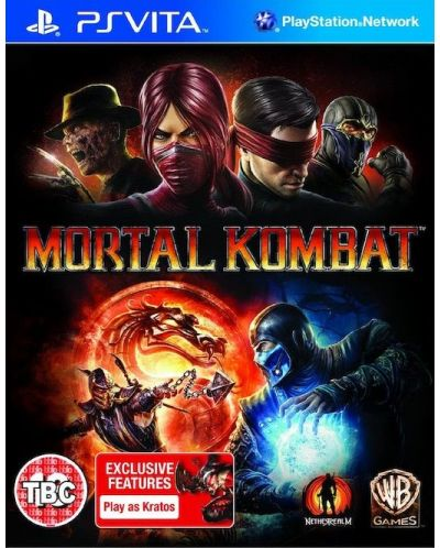 Mortal Kombat (PS Vita) - 1