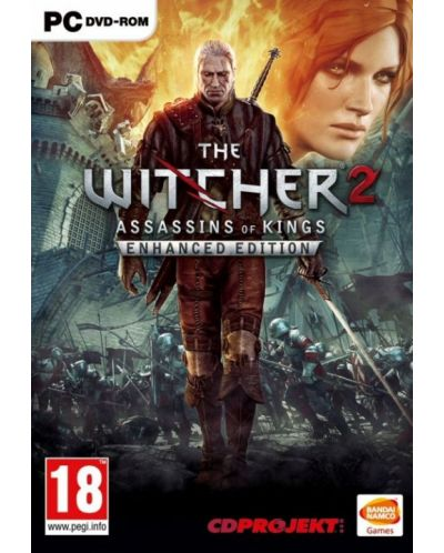 The Witcher 2 Assassins Of Kings Enhanced Edition (PC) - 1