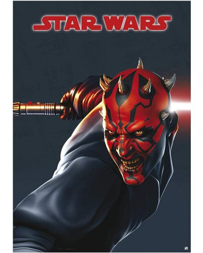 Postere ABYstyle Movies: Star Wars - Saga, 9 buc. - 8