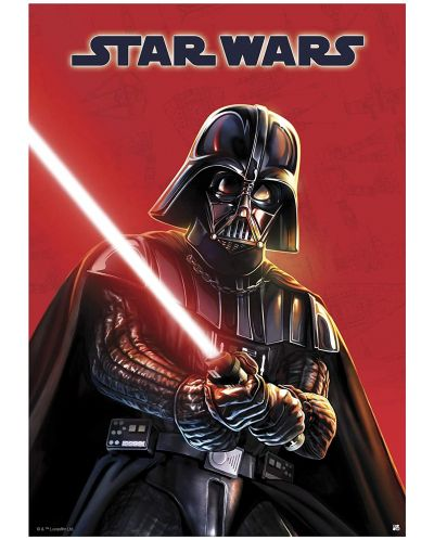 Postere ABYstyle Movies: Star Wars - Saga, 9 buc. - 3