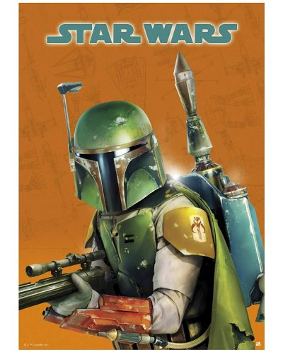 Postere ABYstyle Movies: Star Wars - Saga, 9 buc. - 4