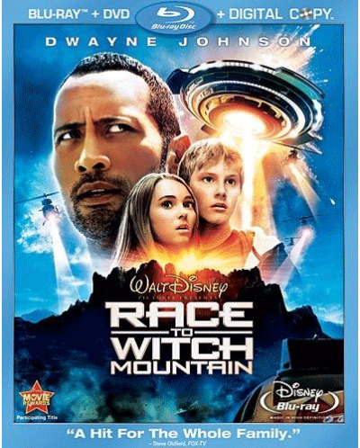 Race to Witch Mountain (Blu-ray) - 1