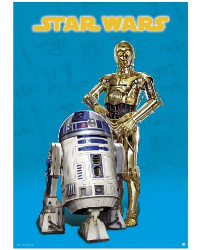 Postere ABYstyle Movies: Star Wars - Saga, 9 buc. - 7