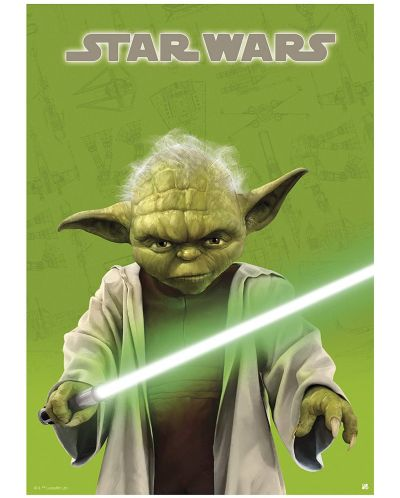 Postere ABYstyle Movies: Star Wars - Saga, 9 buc. - 6