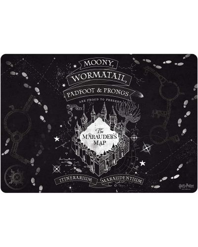 Mousepad  ABYstyle Movies: Harry Potter - Marauder's Map - 1