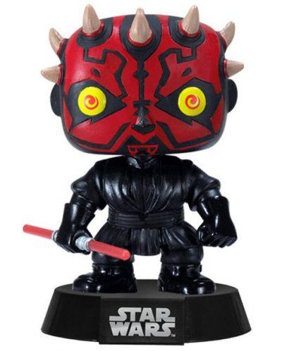 Figurina Funko Pop! Star Wars - Darth Maul, #09 - 1