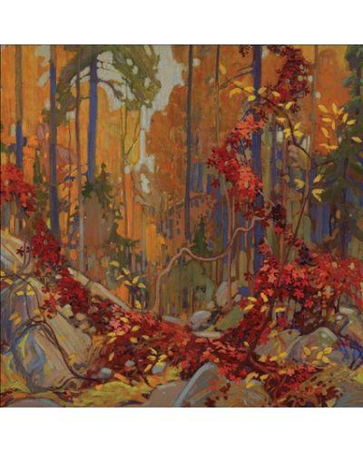 Puzzle Pomegranate de 1000 piese - Coroana toamnei, Tom Thomson - 2
