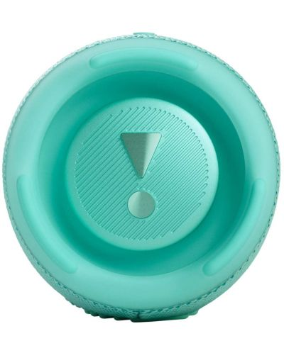 Boxa portabila JBL - Charge 5, albastru deschis - 7