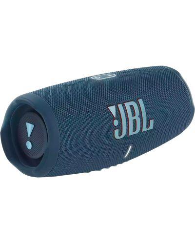 Boxa portabila JBL - CHARGE 5, albastra - 1