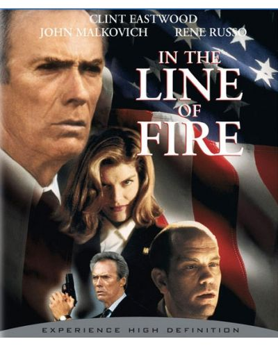 In the Line of Fire (Blu-ray) - 1