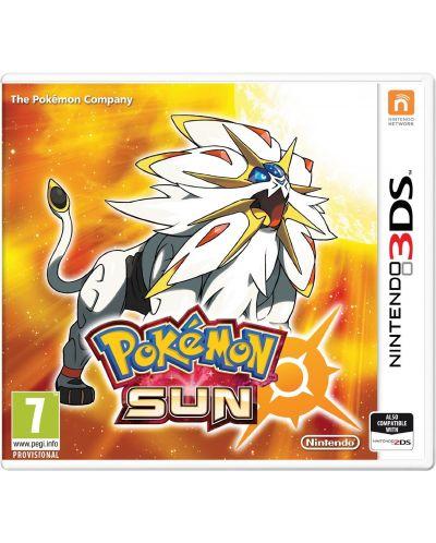 Pokemon Sun (3DS) - 1