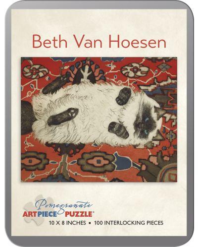 Puzzle Pomegranate de 100 piese - Beth Van Hoesen - 1