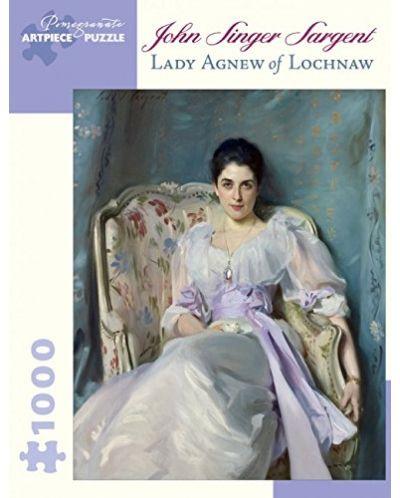 Puzzle Pomegranate de 1000 piese - Lady Agnew din Lochnaw, John Singar - 1