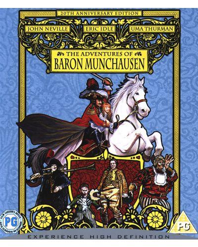 The Adventures of Baron Munchausen (Blu-ray) - 1