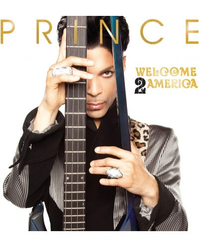 Prince - Welcome 2 America (CD) - 1