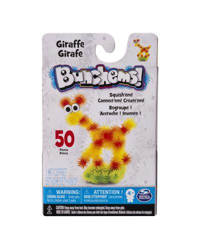 Set creativ Bunchems - Girafa - 1