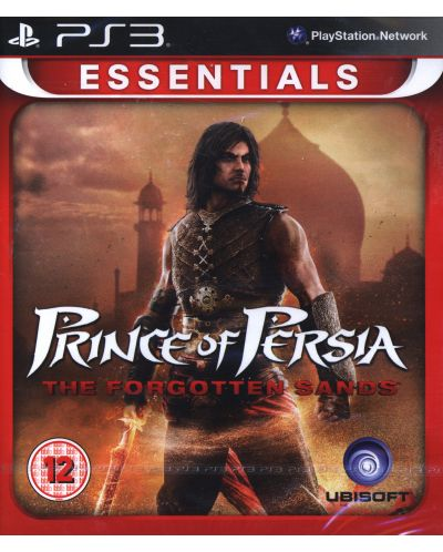 PRINCE of Persia: The Forgotten Sands - Essentials (PS3) - 4
