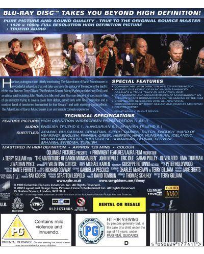 The Adventures of Baron Munchausen (Blu-ray) - 2