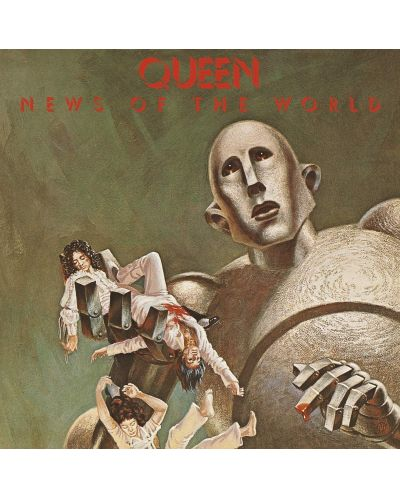 Queen - News Of The World (2 CD) - 1