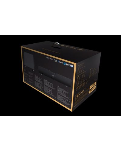 Soundbar Razer Leviathan, 5.1, negru - 9