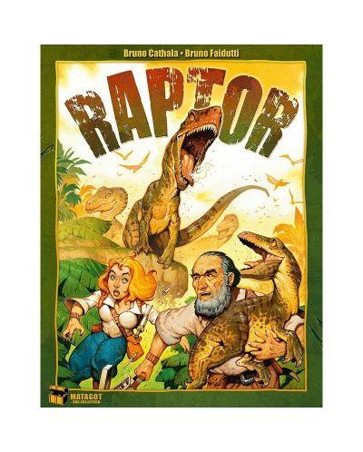 Joc de societate Raptor - de familie, de strategie - 3