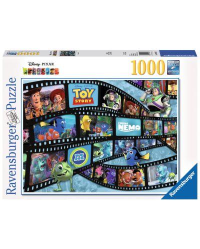 Puzzle Ravensburger de 1000 piese - Banda de film Disney - 1