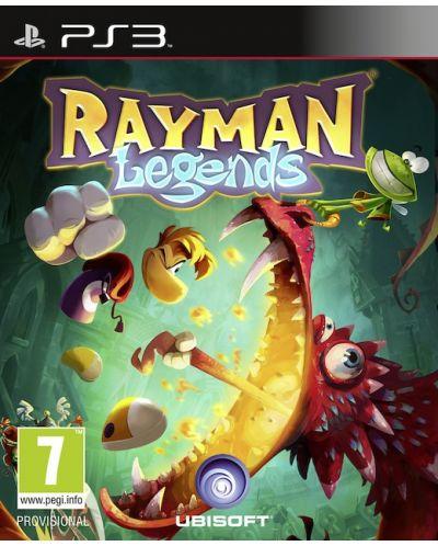 Rayman Legends (PS3) - 3