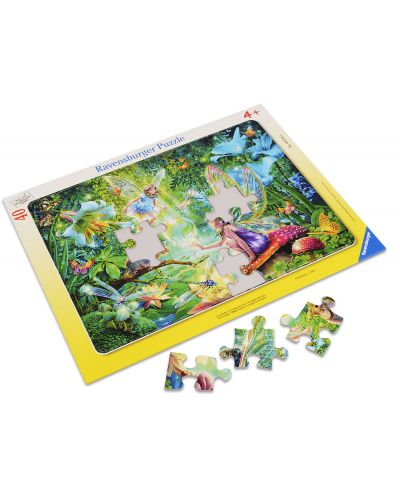 Puzzle Ravensburger de 40 piese - Zana - 1