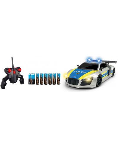 Masina cu telecomanda Dickie Toys - Patrula de politie - 5