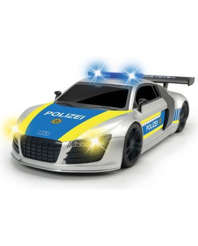 Masina cu telecomanda Dickie Toys - Patrula de politie - 3