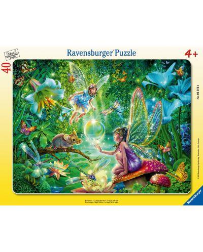 Puzzle Ravensburger de 40 piese - Zana - 2