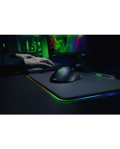 Set gaming mouse Razer Mamba + pad Firefly Hyperflux - 5