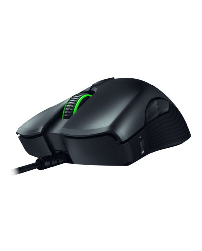 Set gaming mouse Razer Mamba + pad Firefly Hyperflux - 8