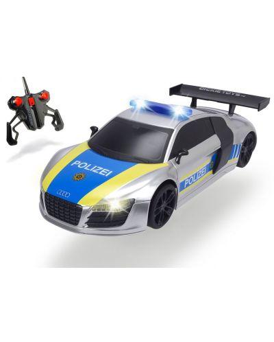 Masina cu telecomanda Dickie Toys - Patrula de politie - 4